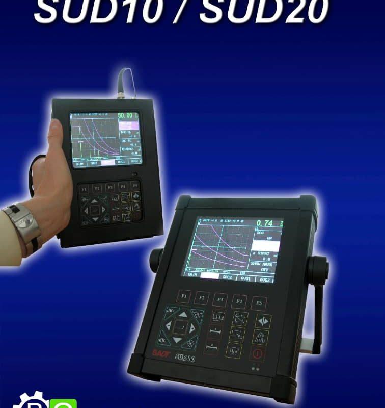 عیب یاب التراسونیک مدل SADT SUD10/SUD20