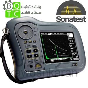 عیب یاب التراسونیک مدل Sonatest SiteScan D20 ساخت کمپانی Sonatest انگلستان