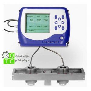 دستگاه تشخیص عمق ترک بتن کمپانی TIME چین مدل TC200
