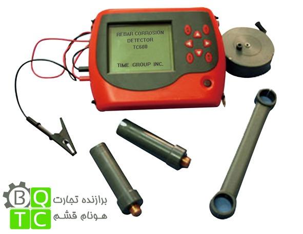 دستگاه سنجش خوردگی بتن یا هافسل-نیم پل TIME مدل TC600