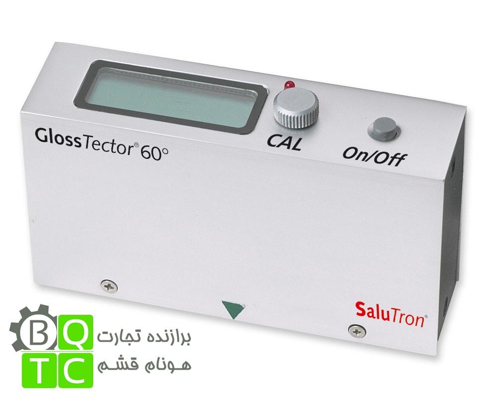 براقیت سنج مدل SaluTron GlossTector ساخت کمپانی Salutron آلمان