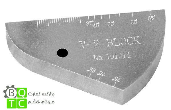 تست بلوک کالیبراسیون V2
