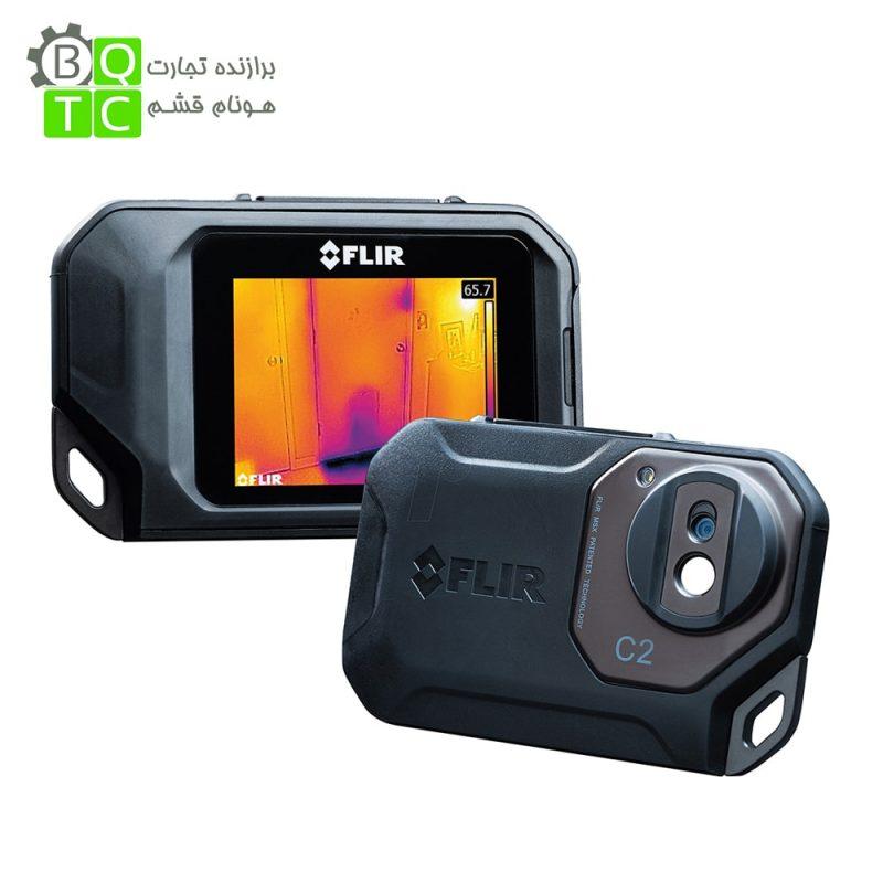دوربین حرارتی فلر جیبی مدل C2 ساخت کمپانی FLIR آمریکا
