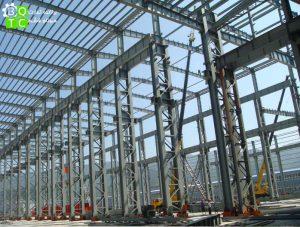 اهمیت کیفیت جوش در سازه های فلزی