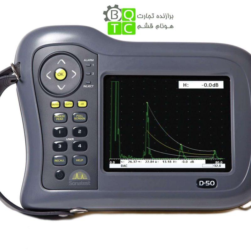 عیب یاب التراسونیک Sonatest مدل SiteScan D50