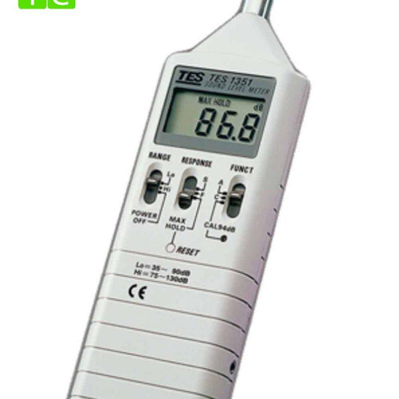 صدا سنج TES-1351B کمپانی TES تایوان