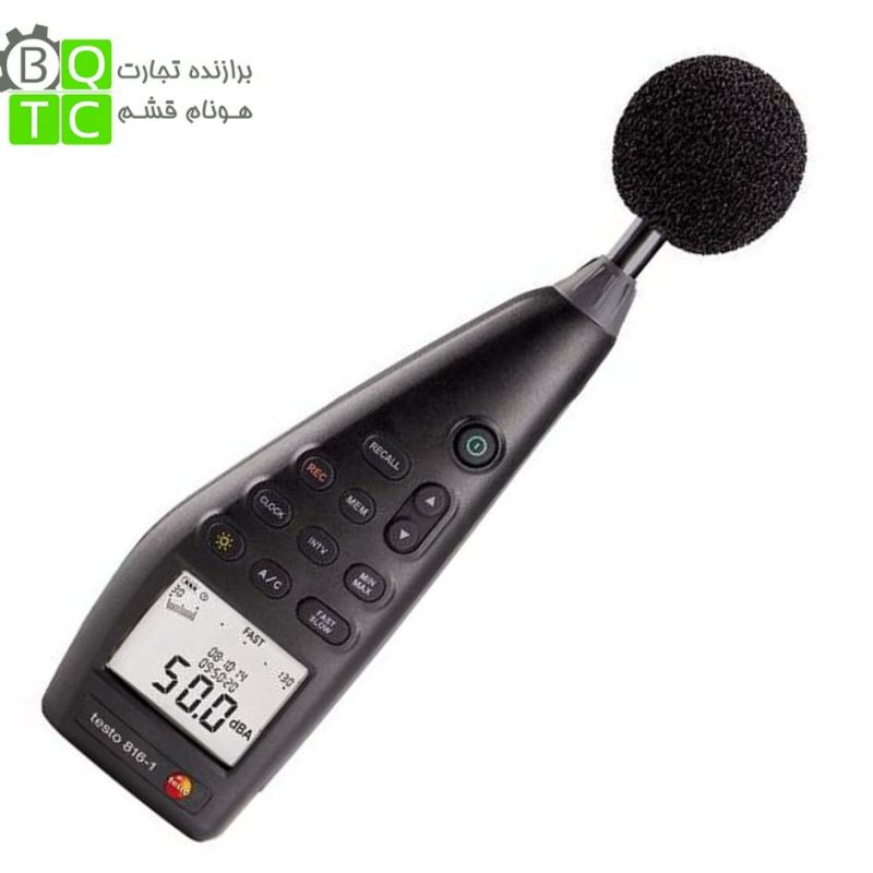 صوت سنج تستو مدل TESTO 816-1