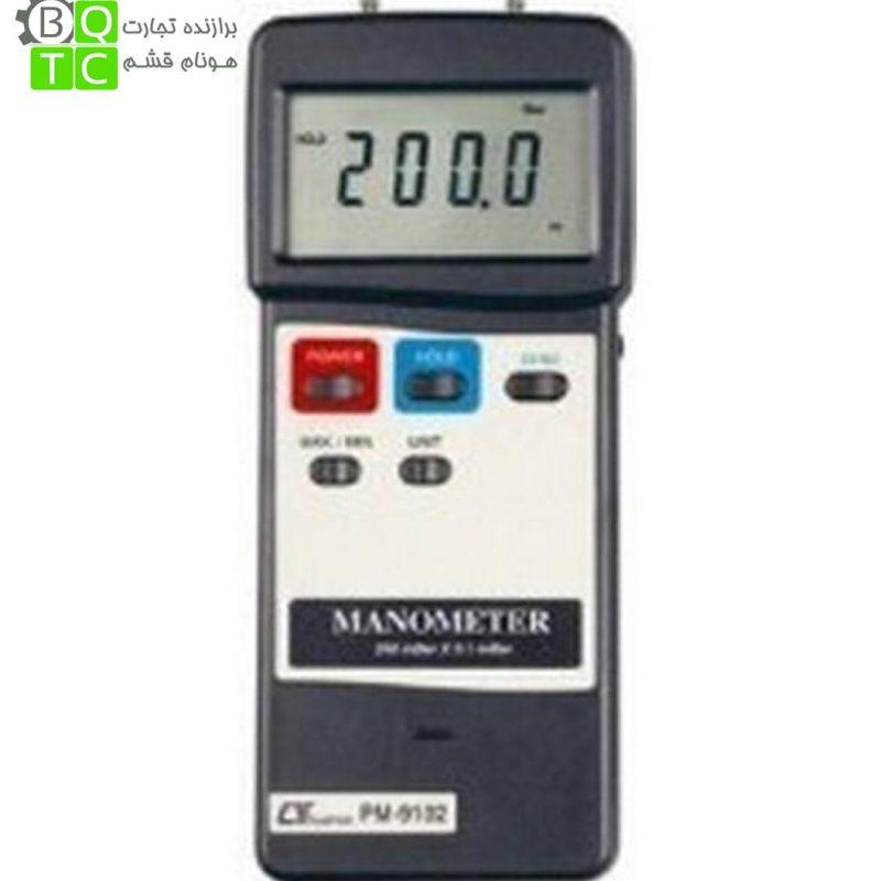 مانومتر گیج فشار مدل PM-9102 کمپانی LUTRON تایوان