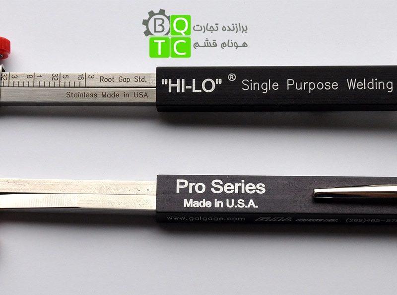 گیج جوشکاری Hi-Lo تکی Single Hi-Lo | گیج جوشکاری Hi-Lo