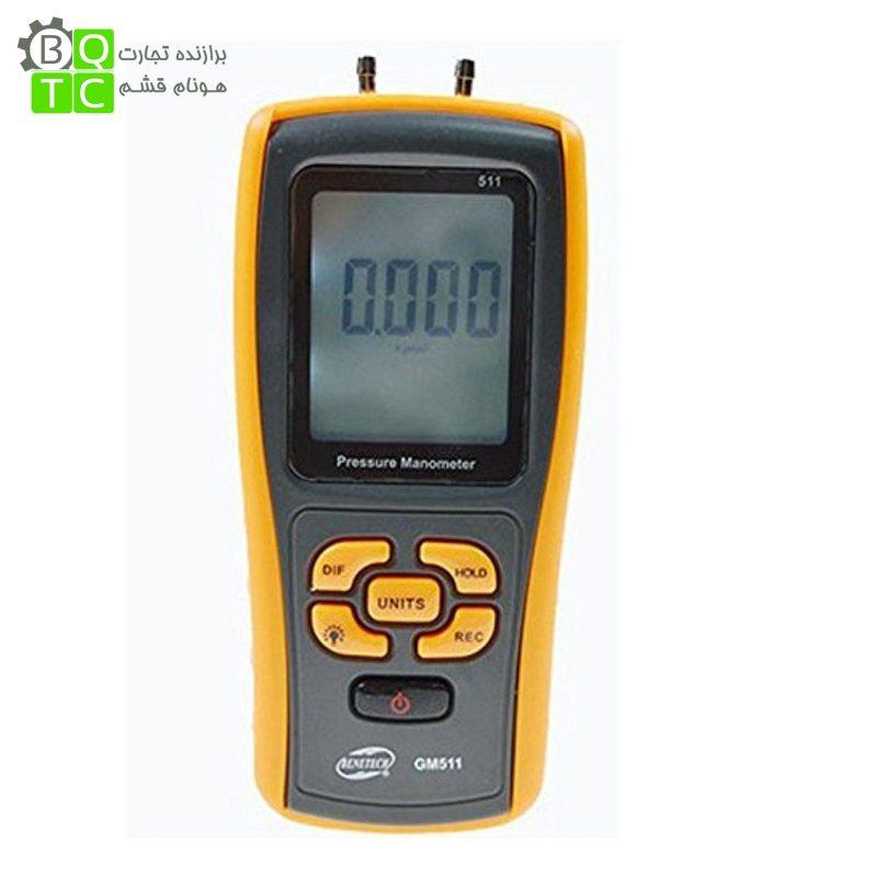 مانومتر و فشارسنج بنتک مدل BENETECH GM511