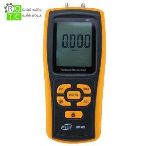 مانومتر و فشارسنج دیجیتال بنتک مدل BENETECH GM520