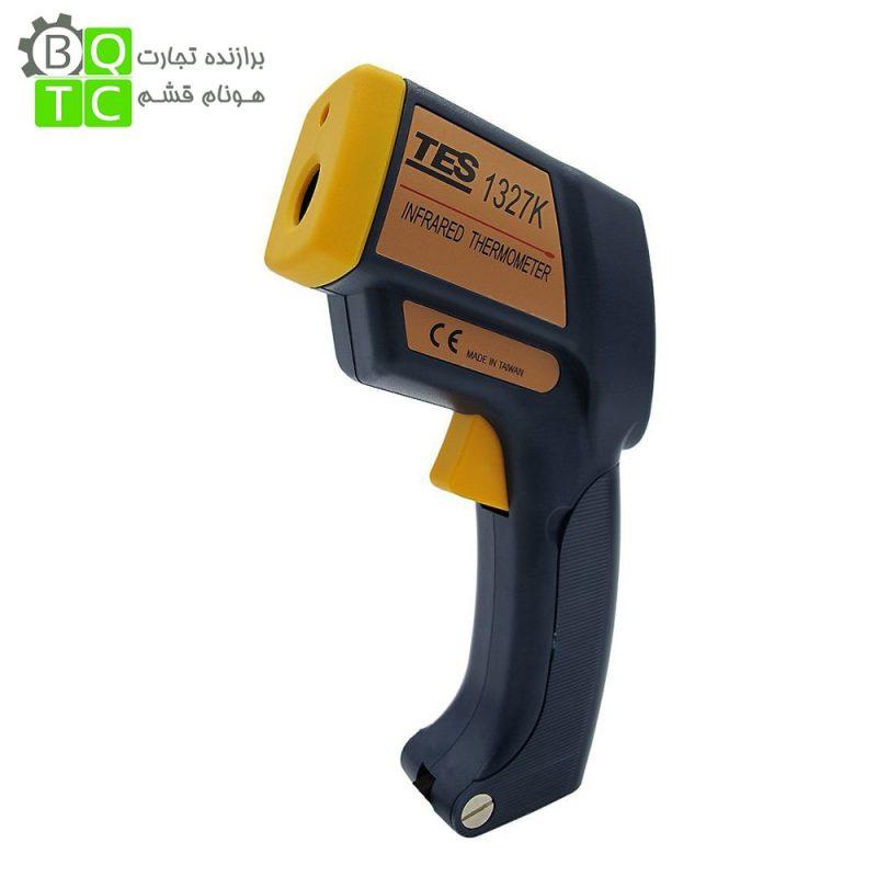 ترمومتر مادون قرمز دیجیتال مدل TES-1327k