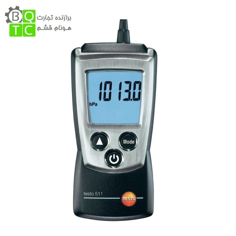 فشار سنج کوچک دیجیتال مدل 511 ساخت کمپانیTESTO آلمان