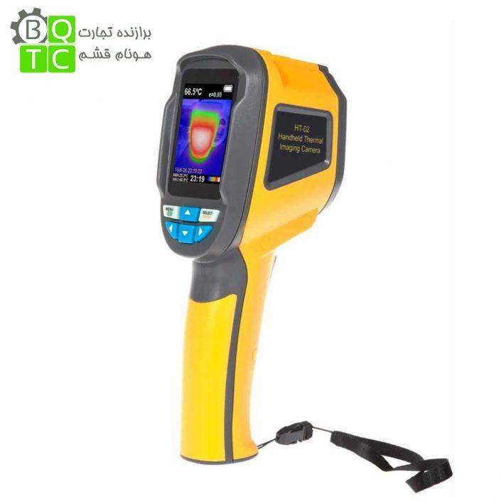 دوربین تصویربرداری حرارتی دیجیتال مدل HT-02 کمپانی hti