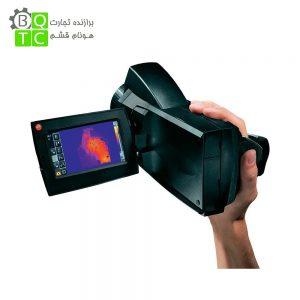 دوربین حرارتی ترموویژن تستو مدل testo 890 ساخت کمپانی TESTO آلمان