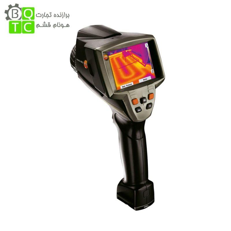 دوربین حرارتی تستو مدل testo 882 ساخت کمپانی TESTO آلمان