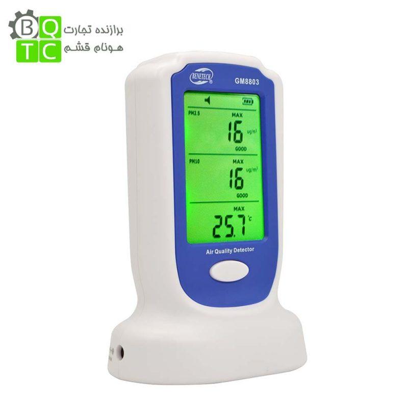 کیفیت سنج هوا دیجیتال بنتک مدل GM8803