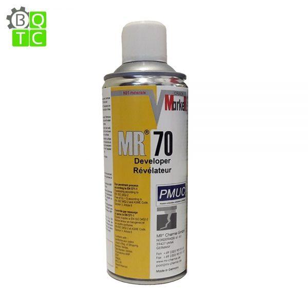 اسپری Developer مایعات نافذ MR CHEMIE مدل MR 70