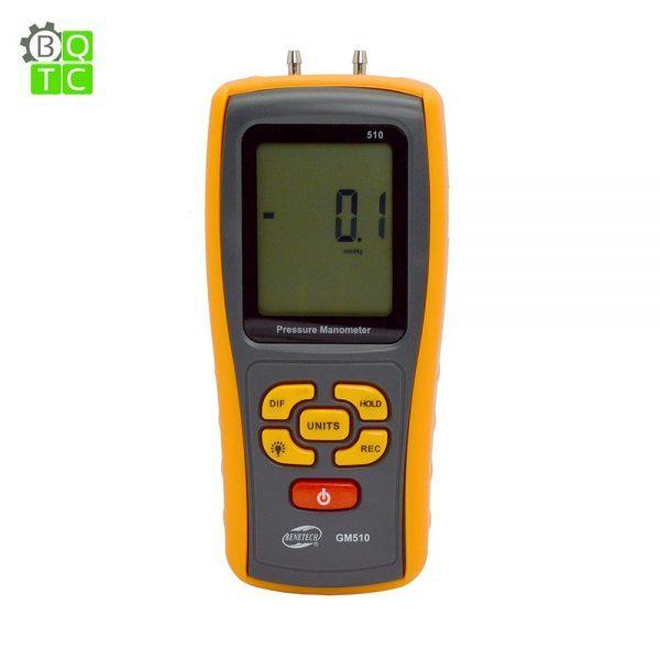 فشارسنج دیجیتال بنتک مدل BENETECH GM510