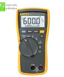 مولتی متر دیجیتال دقت بالا فلوک مدل FLUKE 114