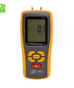 فشارسنج تفاضلی دیجیتال بنتک مدل BENETECH GM510