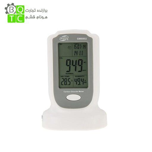 دستگاه اندازه گیری دی اکسید کربن مدل BENETECH GM8802