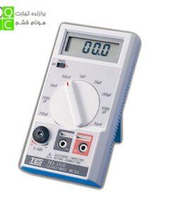 تستر خازن دیجیتال مدل TES-1500