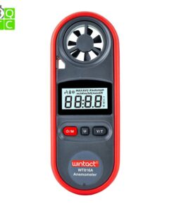 سرعت سنج باد وینتکت مدل WINTACT WT816A