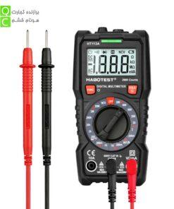 دستگاه مولتی متر دیجیتال HaboTest مدل HT113A